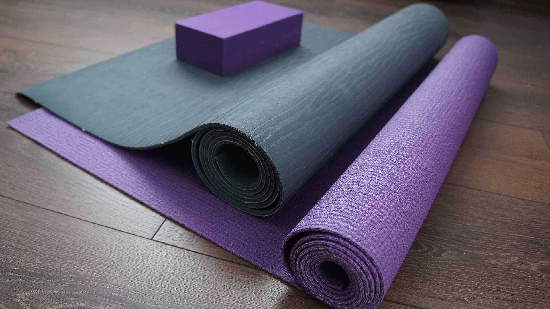 Aérer régulièrement son tapis de yoga