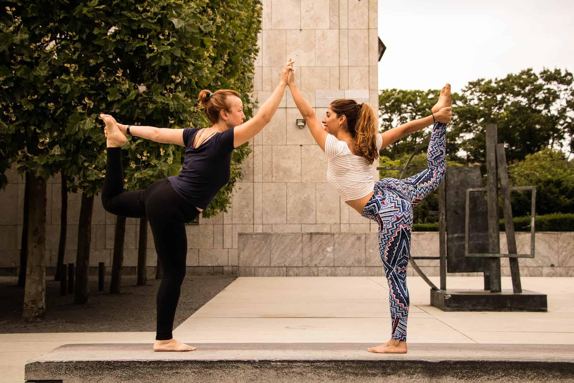 leggings de yoga