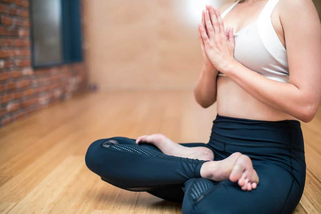 La posture de la méditation - Siddhasana