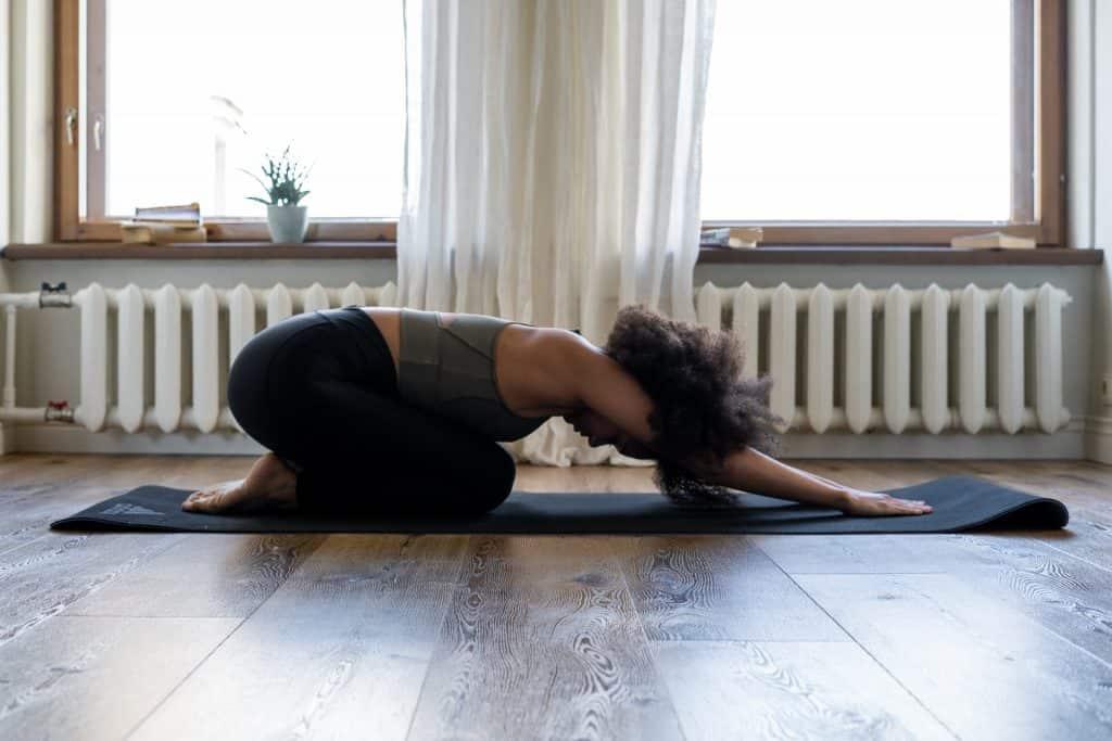 Yoga et mal de dos
