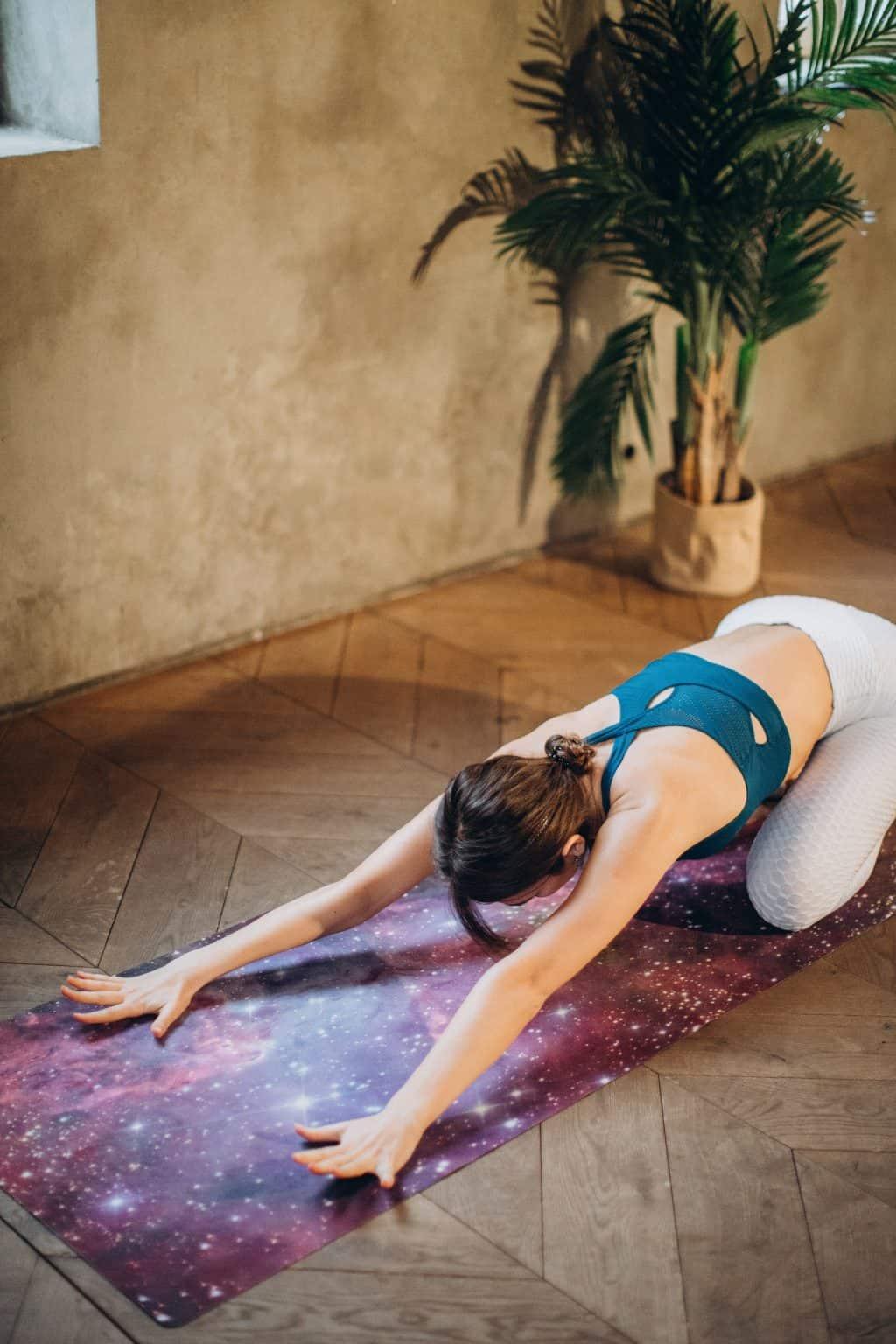 Comment débuter séance yoga